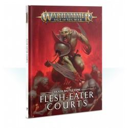 Flesh Eater Courts Battletome Warhammer Age of Sigmar podręcznik twarda oprawa