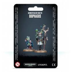 Biophagus Genestealer Cults Warhammer 4000