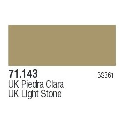 Farba Vallejo Model Air Color 71143 Light Stone