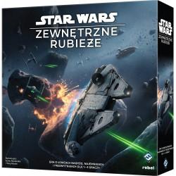 Star Wars Zewnętrzne Rubieże Gra planszowa