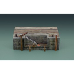 Italeri 5615 1:35 Dock with stairs