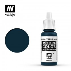 Farba Vallejo Model Color 70899 Dark Prussian Blue