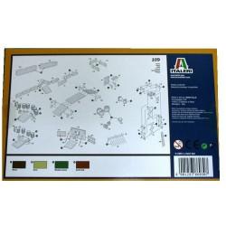 Italeri 6030 Battlefield Accessory Set