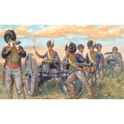 Italeri 6041 1:72 British Artillery