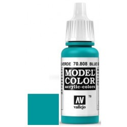 Farba Vallejo Model Color 70808 Green Blue