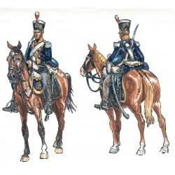 Italeri 6094 1:72 British Light Cavalry 1815