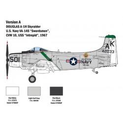 Italeri 2788 1:48 A-1H Skyraider