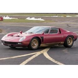 Italeri 3649 1:24 Lamborghini Miura Jota SVJ