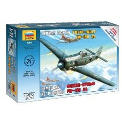 Zvezda 7304 1:72 Focke Wulf Fw 190A-4