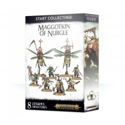 Start Collecting Maggotkin of Nurgle Warhammer Age of Sigmar
