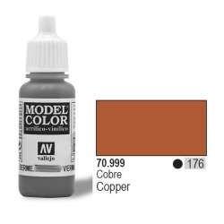 Farba Vallejo Model Color 70999 Copper 17ml