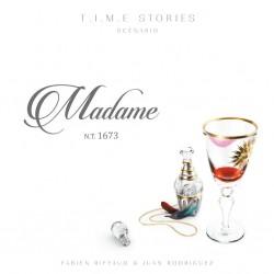 T.I.M.E Stories Madame edycja polska Gra planszowa