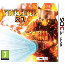 Real Heroes: Firefighter 3DS