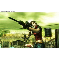 Resident Evil: The Mercenaries 3DS