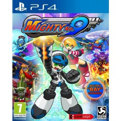 Mighty No.9 + Ray Expansion Ps4