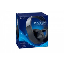 Sony Wireless Headset Platinum 7.1 Ps4
