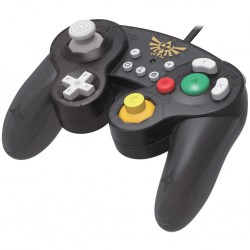 Super Smash Bros GameCube Controller Zelda Switch