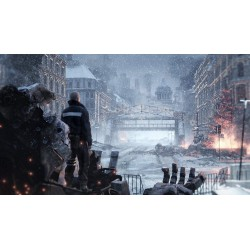 Left Alive Ps4