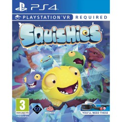 Squishies Ps4 VR