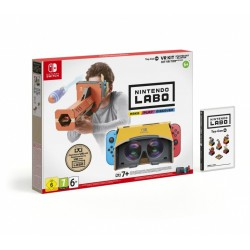 Nintendo Switch Labo VR Kit Starter Set+Blaster