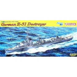 Dragon 1054 1:350 German Z-31 Destroyer