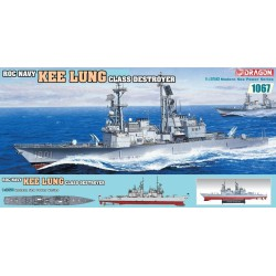 Dragon 1067 1:350 Kee Lung Class Destroyer