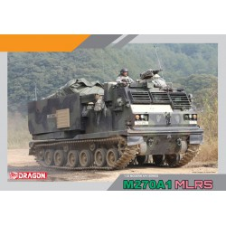 Dragon 3557 1:35 M270A1 Multiple Launch Rocket System