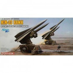 Dragon 3580 1:35 MIM-23 Hawk M192 Anti-Aircraft Missile Launcher