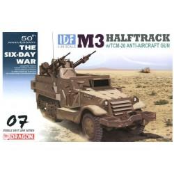 Dragon 3586 1:35 IDF M3 Halftrack w/TCM-20