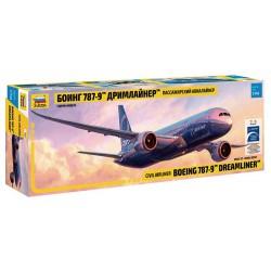 Zvezda 7021 1:144 Boeing 787-9 Dreamliner