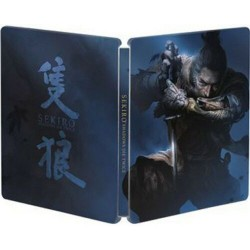 Sekiro: Shadows Die Twice Xbox One+Steelbook