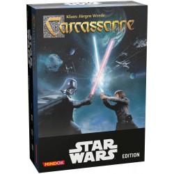 Carcassonne Edycja Star Wars wersja polska Gra planszowa