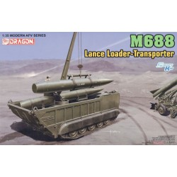 Dragon 3607 1:35 M688 Lance Loader Transporter