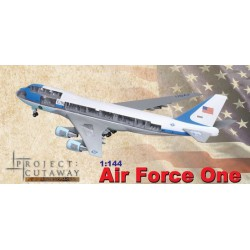 Dragon 47010 1:144 Air Force One