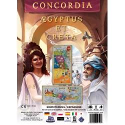 Concordia: Egipt / Kreta Gra planszowa