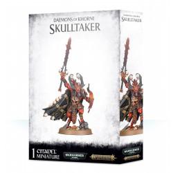 Deamons of Khrone Skulltaker Warhammer Age of Sigmar