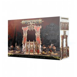 Blades of Khorne Skull Altar Warhammer Age of Sigmar