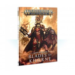 Battletome Blades of Khorne Warhammer Age of Sigmar
