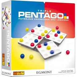 Pentago Triple Gra planszowa