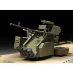 """Zvezda 3683 1:35 GAZ Tiger with """"Arbalet"""""""