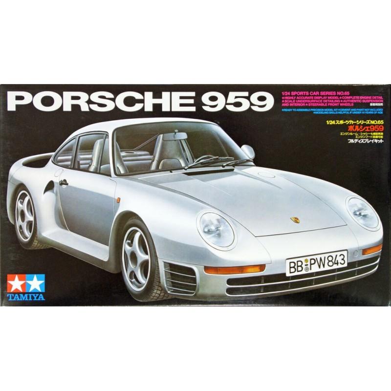 Tamiya 24065 1:24 Porsche 959