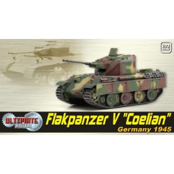 "Dragon 60525 1:72 Flakpanzer V ""Coelian"" Germany 1945"