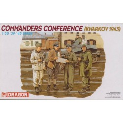 Dragon 6144 1:35 Commanders Conference Kharkov 1943