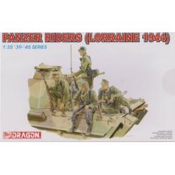 Dragon 6156 1:35 Panzer Riders Lorraine 1944