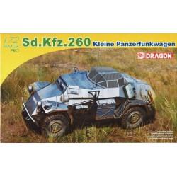 Dragon 7446 1:72 Sd.Kfz.260 Kleine Panzerfunkwagen
