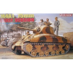 Dragon 6048 1:35 M4A1 75mm Early Version