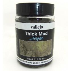 Vallejo Thick Mud Acrylic 26808 masa modelarska 200ml