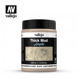 Vallejo Thick Mud Acrylic 26810 masa modelarska 200ml