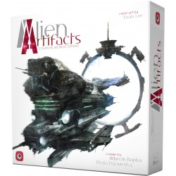 Artefakty Obcych-Alien Artifacts Gra karciana