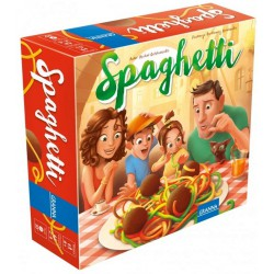 Spaghetti Edycja polska Gra planszowa